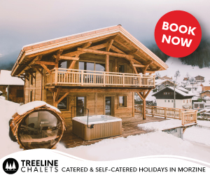 Accommodation by Treeline Chalets