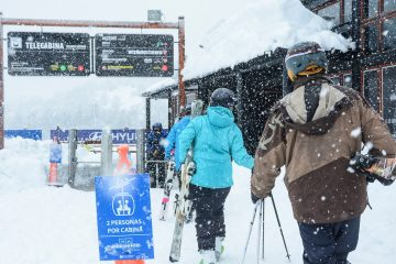 Most Major Ski Areas in Argentina Now Open For 2020 Season